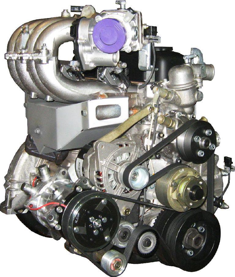Схема ремень генератора 409